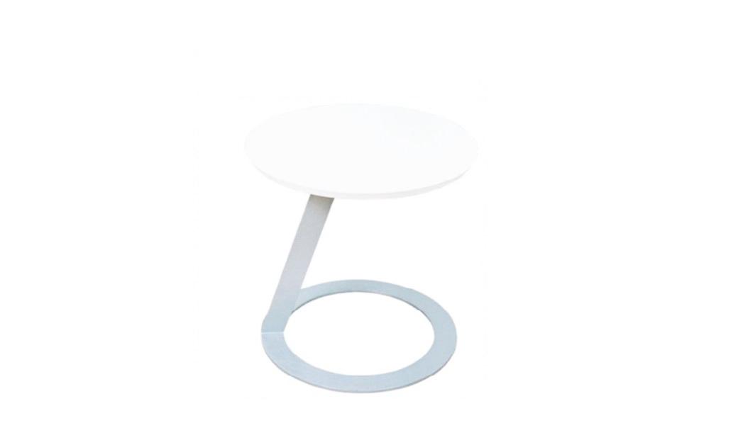 Mesa baja - laqueada